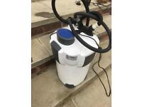 External fish tank filter