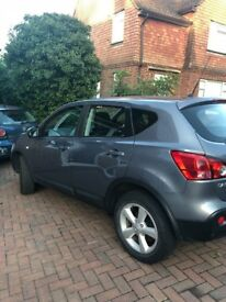 1.4 Nissan qashqai 2009. MOT next year. Excellent condition.