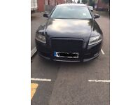 2009 Audi A6 , Leather seats, built in SATNAV, Turbo engine, Luxury car-recently Mot'd