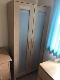 Ikea wardrobe for sale £25