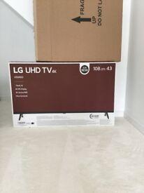 BRAND NEW LG UHD 4K tv !!!