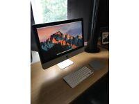 21.5 inch Apple iMac 3.06ghz i3, 4gb, 500gb, hd4670