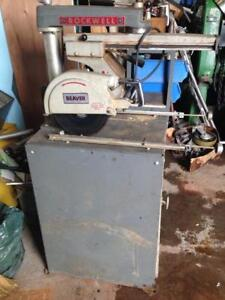 Rockwell Radial arm saw, 115 volt