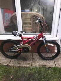 """MAGNA FIREBLAZE 18"""" BIKE, fully working and good condition"""