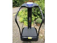 BTM CRAZY FIT Oscillating Vibration Power Massage Plate 2000w Fitness Machine.