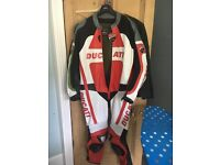 Hardly worn Ducati leathers