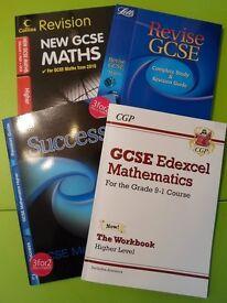 Excellent Condition - Maths GCSE books