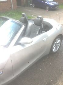 BMW Z4. Just passed mot with no problem what so ever and just serviced 2 ltr