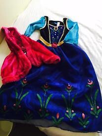 Frozen Elsa 7-8 Dress