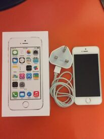 Iphone 5s-Unlocked, Unmarked, Excellent, Clean Condition