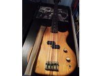 1981 Westone Thunder 1 Bass Guitar