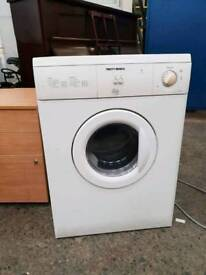 Tumble dryer available