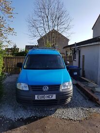 For sale is my volkswagen caddy great wee van only selling because i need a bigger van now