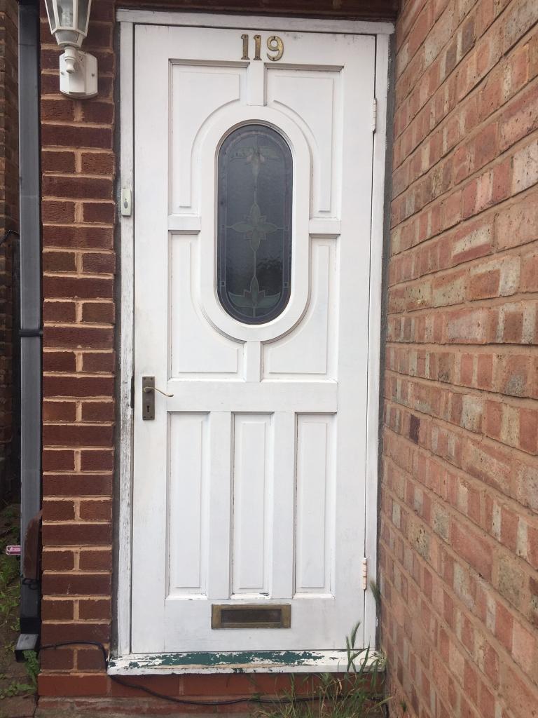 External Wooden Door