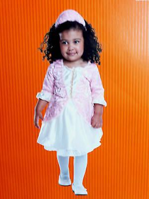 Toddlers Tiaras Halloween Costume (Princess Dress with Tiara- Dress-up Princess toddler size 12-18)