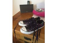 Converse trainers £15