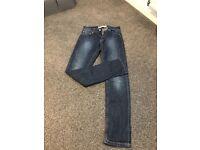 Levis Jeans - 508 Boys Age 12 Dark Blue