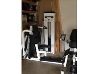 Stair master gym equipment