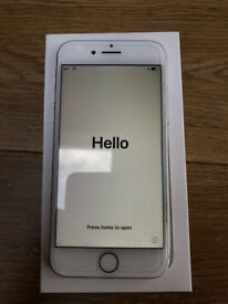 iPhone 7 - 256GB - Silver - Unlocked - Boxed - Excellent Condition