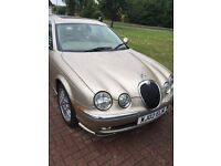 S type jaguar 3.0 immaculate 79000 miles 1 owner Top spec