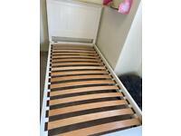 John Lewis Single Wooden Bed Frame