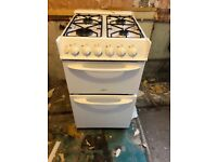 Used freestanding gas cooker - Collection only from Porth, RCT