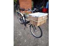 Ex post office bike