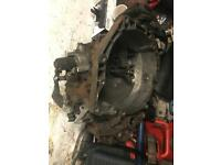 vauxhall astra zafira vectra 1.9 cdti m32 gearbox fully working