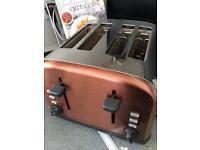 Four piece Toaster