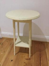 Small side table / bedside table