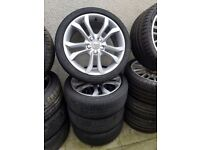 Genuine Audi Alloy Wheels 18'' Can Sell Singles Can Post Part Exchange Welcome
