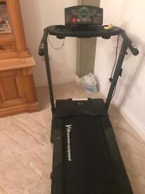 Treadmill/ running machine