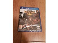 InFamous Second Son | Brand New | £10 | Pick up only
