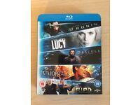 5 Movie Starter Blu-Ray box set