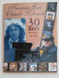 Lai/Lelouch 30 Ans de Musique de Films