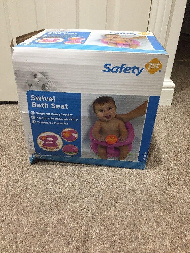 Baby Swivel Bath Seat | in Lowestoft, Suffolk | Gumtree