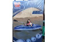 Inflatable kayak x2