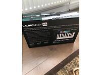 Keyboard for sale (midi keyboard) launchkey