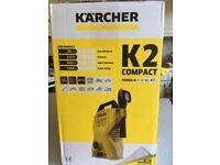 Kärcher K2 Compact Pressure Washer - Brand New in Unopened Box