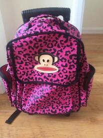 Paul Franks trolley backpack/cabin bag