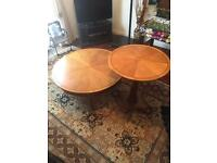 Twin table set (due to be collected)