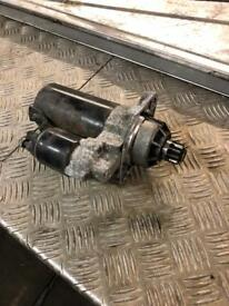Audi , VW, seat , Skoda starter motor
