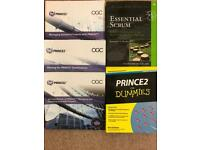 Project management book bundle (5 books)