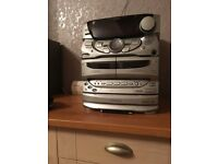 KENWOOD XD 551 STEREO SYSTEM .