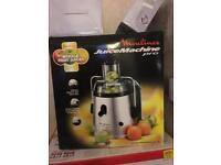 Juicer (sold)