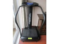 Crazy Fit Massage Vibration Plate Exercise Machine Bodyshaper