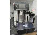 DeLonghi ESAM 6900.m Prima Donna Exclusive OneTouch Latte Crema. Bean to cup machine may swap any