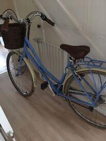 Victoria Pendleton somerby hybrid ladies bike