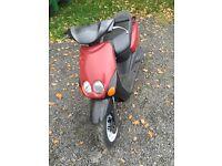 Yamaha Neos 50cc scooter