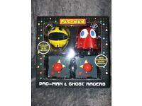 Pac-man and ghost racers